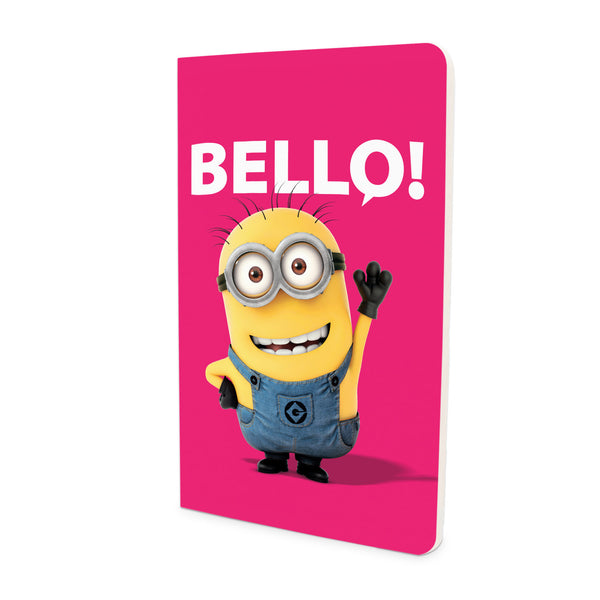 Flapbook Thin - Friendly Bello - Despicable Me/Minions