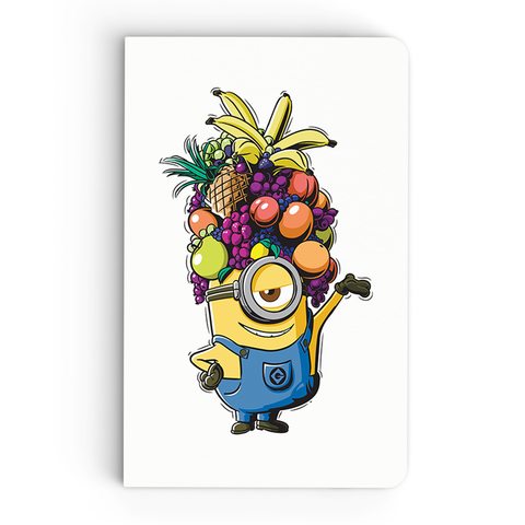 Thin Notebook - Fruity Stuart - Despicable Me/Minions