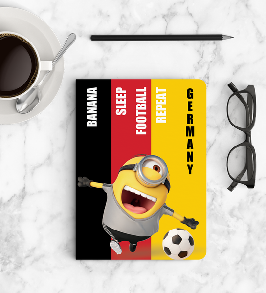 Flapbook Limited Edition - Germany - Despicable Me/Minion