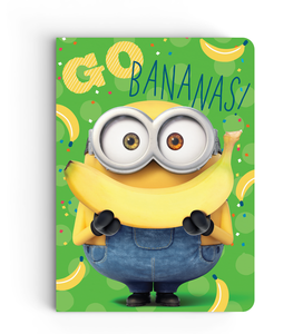 Flapbook - Go Banana - Despicable Me/Minions