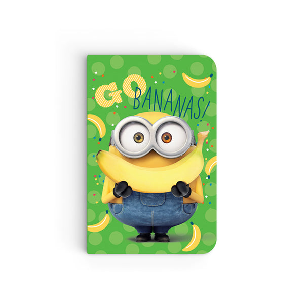 Flapbook Mini - Go Banana - Despicable Me/Minions