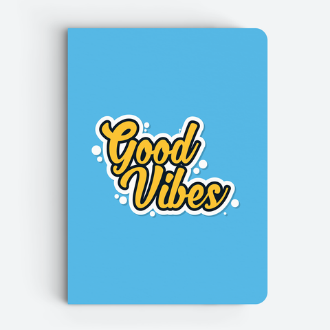 Good Vibes - Quote Notebooks