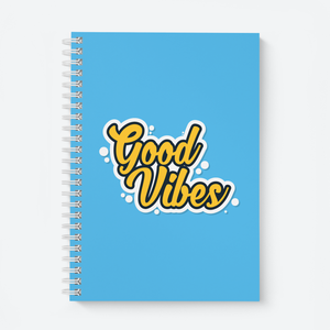 Good Vibes - Wiro Quote Notebooks