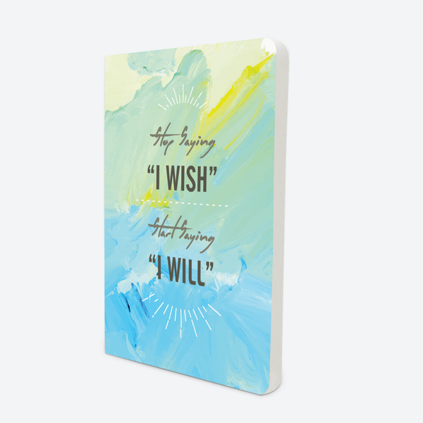 Inspirational quote diary