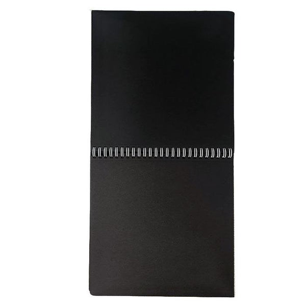 inkFlap Black Sketchbook