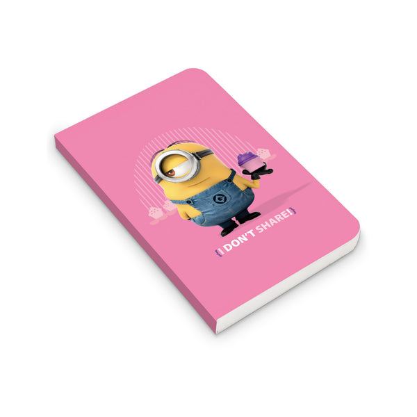 Flapbook Mini - I Don't Share - Despicable Me/Minions