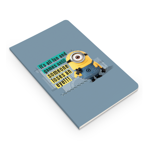 Flapbook Thin - It's All Fun - Despicable Me/Minions