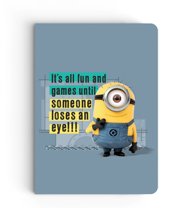 Notebook - It's All Fun - Despicable Me/Minions