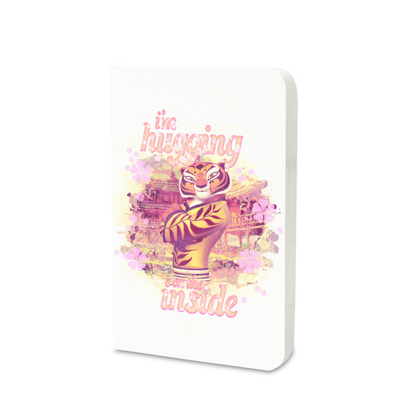 Flapbook Mini - Hugging Inside - Kung Fu Panda