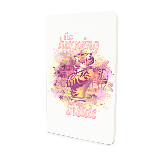 Thin Notebook - Hugging Inside - Kung Fu Panda