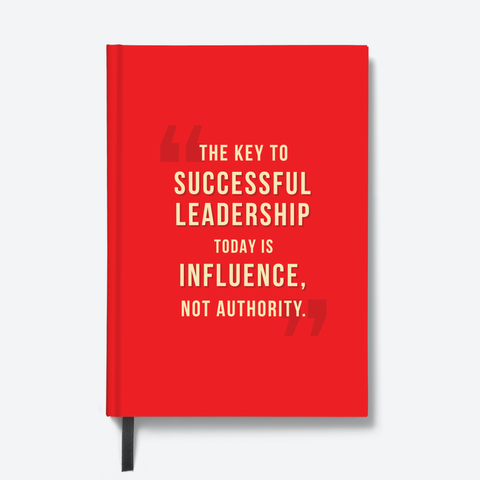 Key to Success - HardBound Quote Notebooks