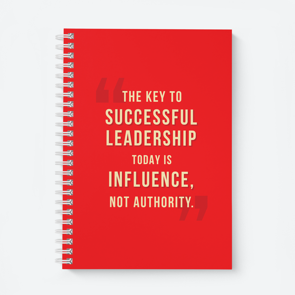 Key Success - Wiro Quote Notebooks