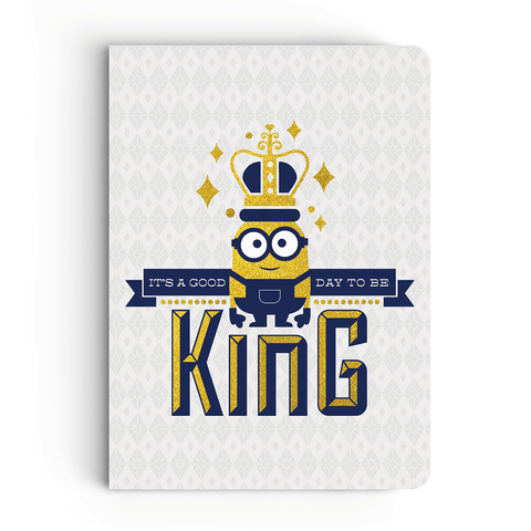 Notebook - King Bob - Despicable Me/Minions