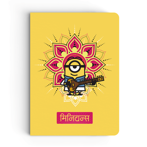 Notebook - M for Minions - Despicable Me/Minions