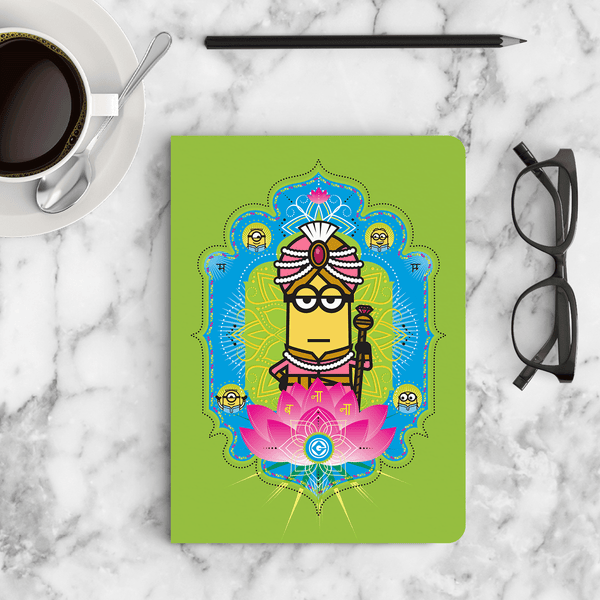 Notebook - Maharaja Kevin - Despicable Me/Minions