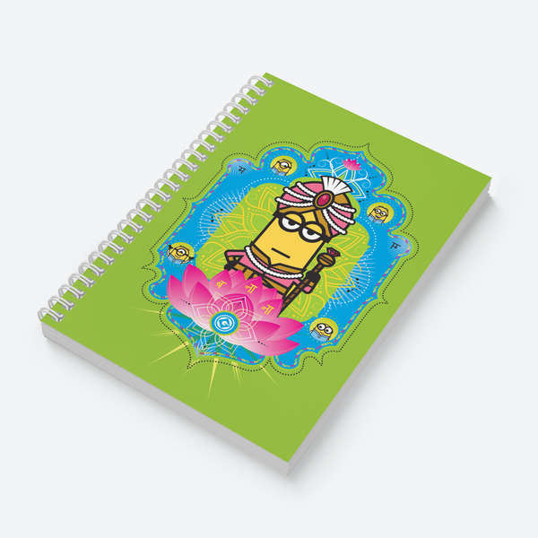 Wiro Notebook - Maharaja Kevin - Despicable Me/Minions