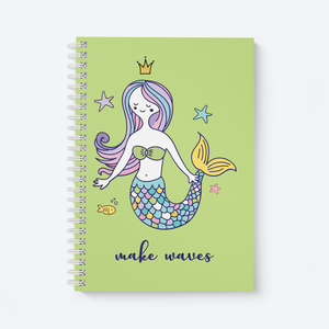 Make Waves - Wiro Notebook