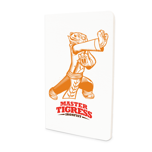 Thin Notebook - Master Tigress - Kung Fu Panda