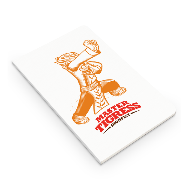 Flapbook Thin - Master Tigress - Kung Fu Panda