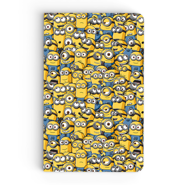 Thin Notebook - Millions of Minions - Despicable Me/Minions