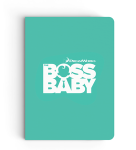 Notebook - Official Boss Baby - Boss Baby