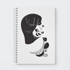 Wiro Notebook - Panda Power - Kung Fu Panda