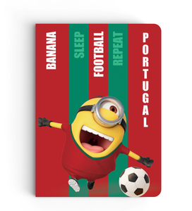 Limited Edition Notebook - Portugal - Despicable Me/Minion