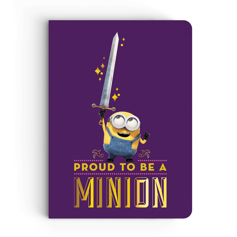Notebook - Proud to be a Minion - Despicable Me/Minions