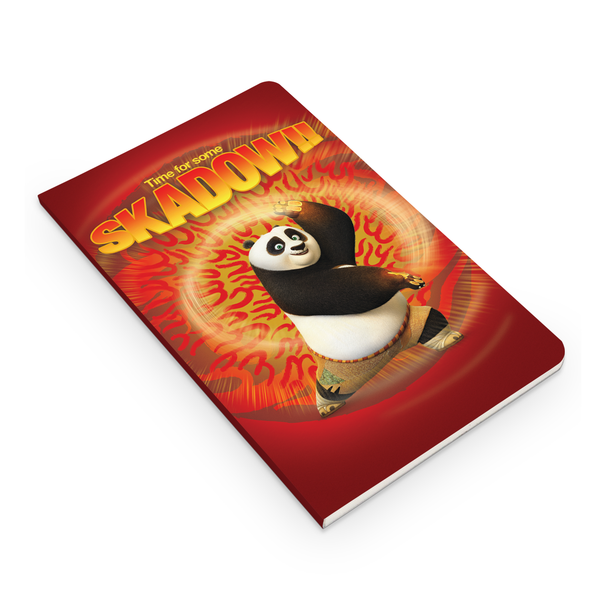 Thin Notebook - SKADOW - Kung Fu Panda