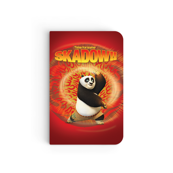 Flapbook Mini - SKADOW - Kung Fu Panda