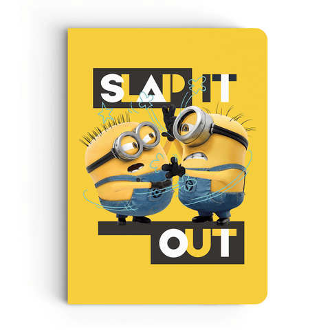 Notebook - Slap It Out - Despicable Me/Minions