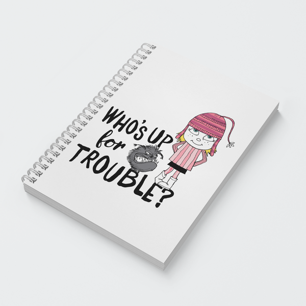 Wiro Notebook - Some Trouble - Despicable Me/Minions