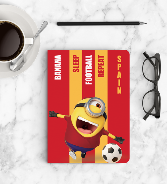 Limited Edition Notebook - Spain - Despicable Me/Minion