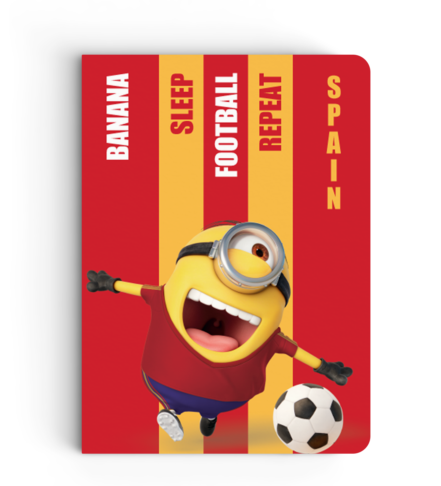 Flapbook Limited Edition - Spain - Despicable Me/Minion