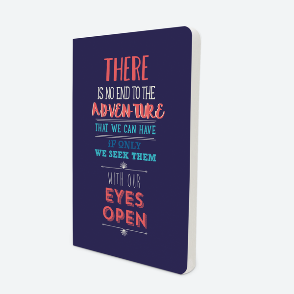 There Is No End - Quote Notebooks