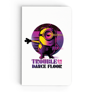Thin Notebook - Trouble on the Dance Floor - Despicable Me/Minions