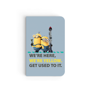 Flapbook Mini - We're Yellow - Despicable Me/Minions