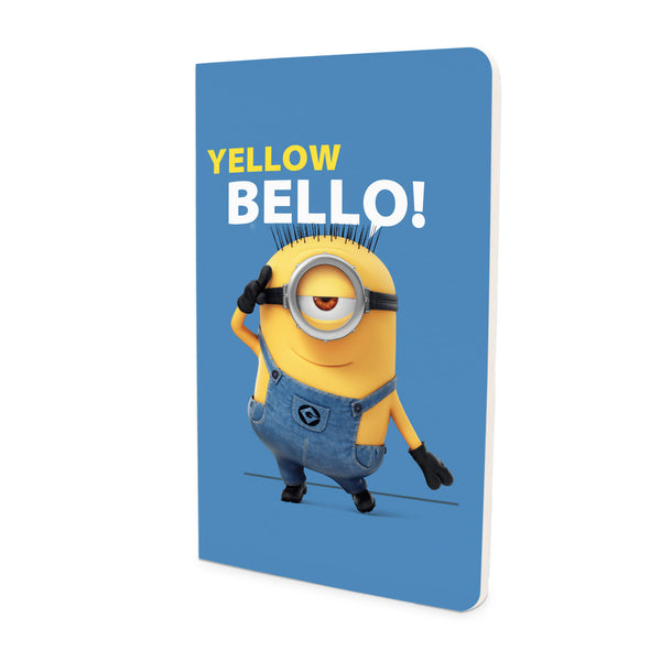 Flapbook Thin - Yellow Bello - Despicable Me/Minions