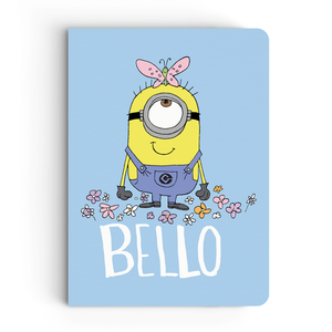 Limited Edition Notebook - Bello - Valentine's Day - Despicable Me/Minions
