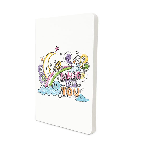 Limited Edition Notebook - Falling For You - Valentine's Day - Despicable Me/Minions