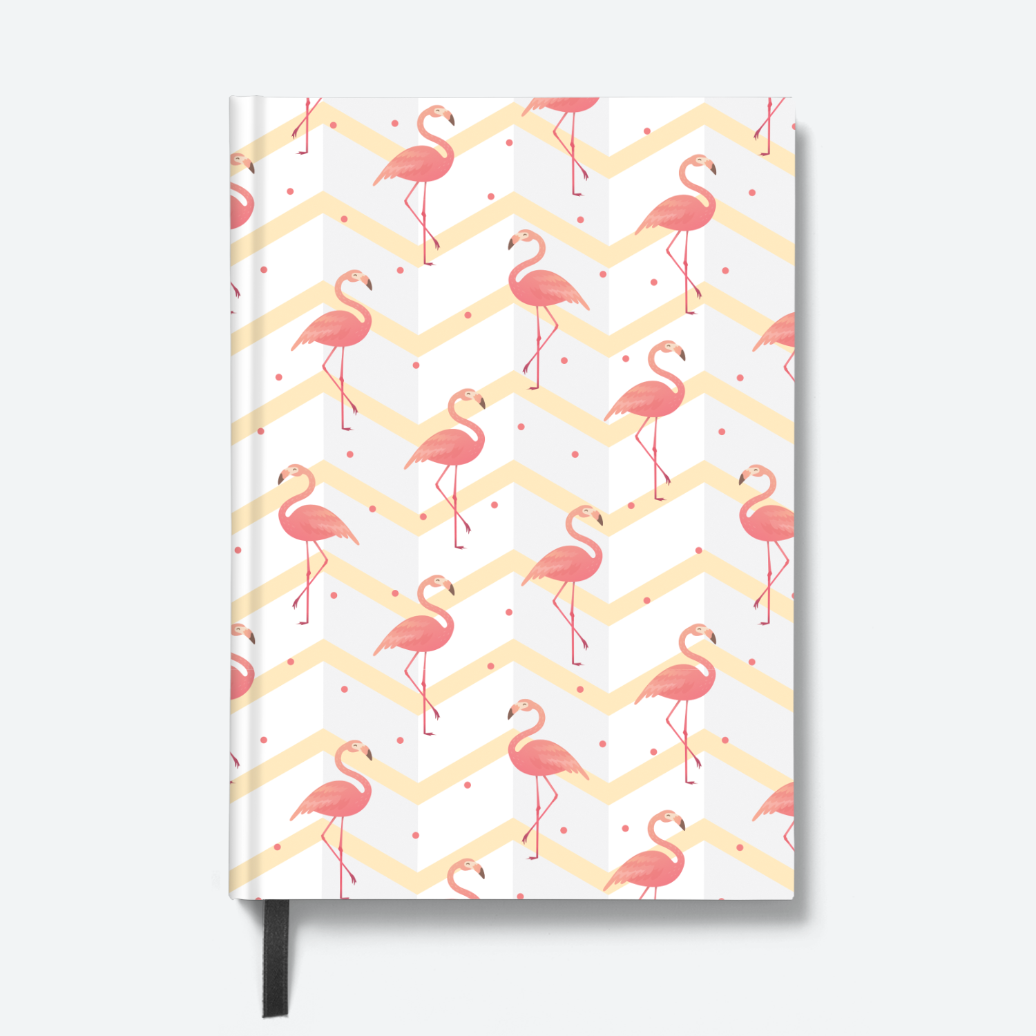 Flamingo Waves