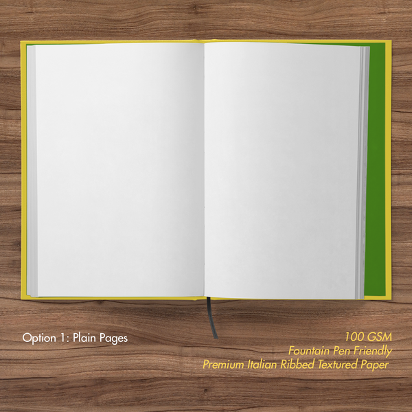 Flapbook Hardbound - No Pants No Problem - Despicable Me/Minions