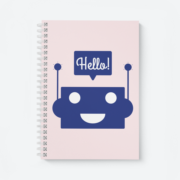 Hello Robot - Wiro Notebook
