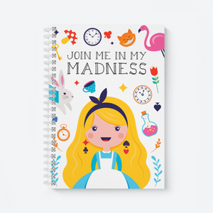 Join Madness - Wiro Notebook