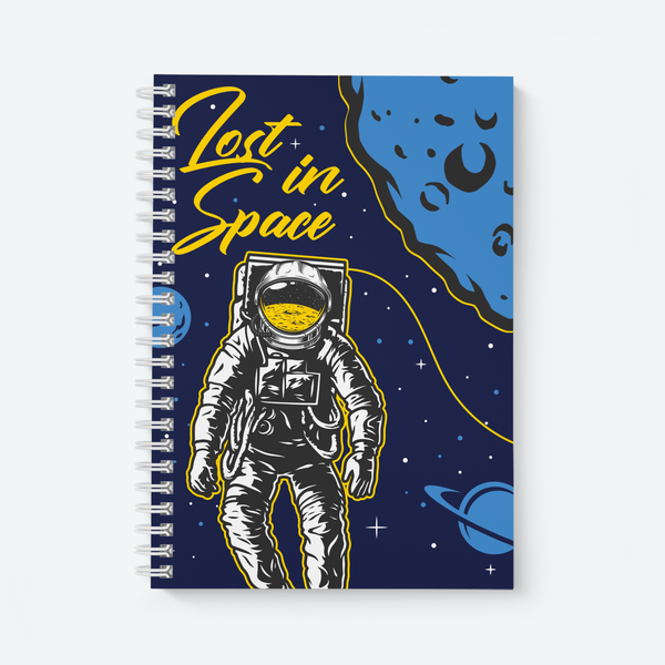 Lost in Space - Wiro Notebook