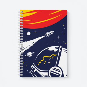 Spaceship - Wiro Notebook