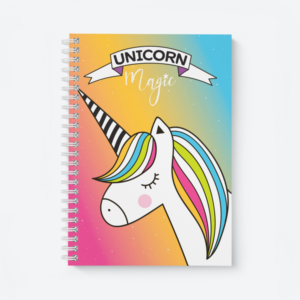 Unicorn Magic - Wiro Notebooks