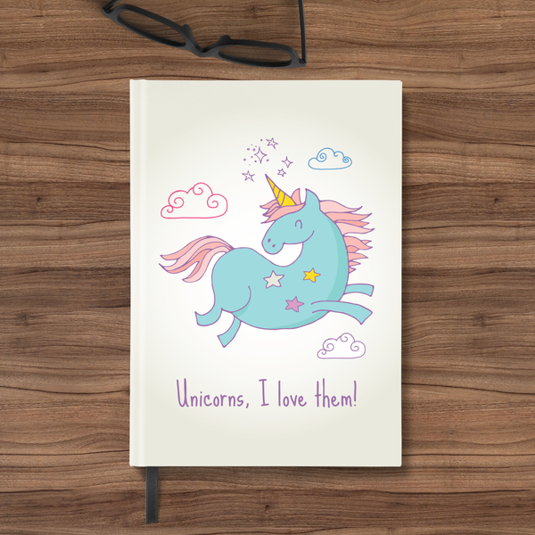 Unicorns, I Love Them (Light)