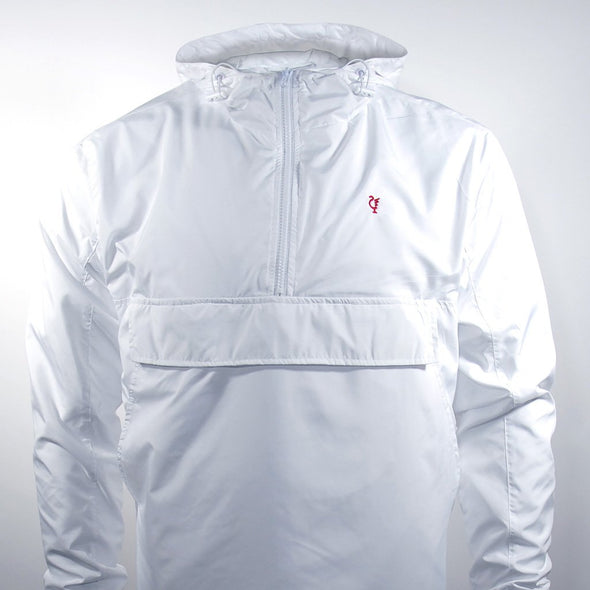 Awayday Jacket White