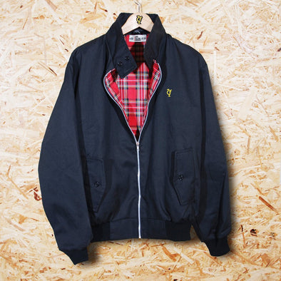 All Mod Cons Harrington Black